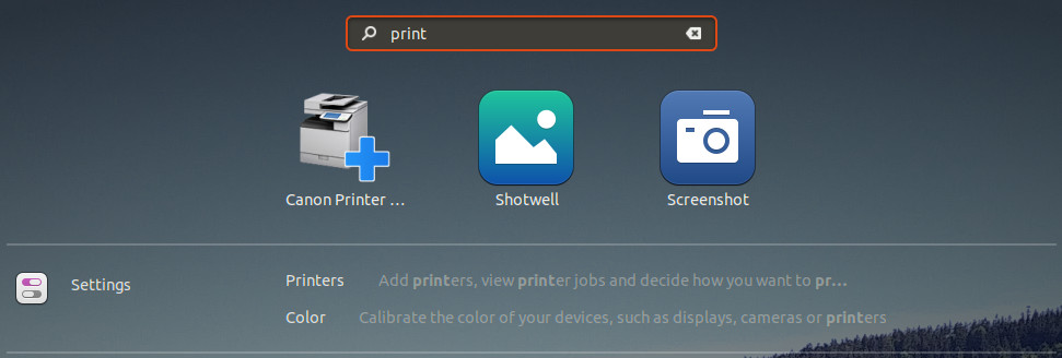 How to install the network printer in Ubuntu [SIN wiki]